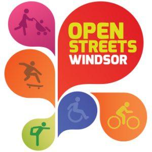Open Streets Windsor Logo